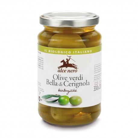Olive Verdi Bella di Cerignola - ALCE NERO