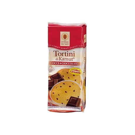 Tortini di Kamut - LA CITTA' DEL SOLE