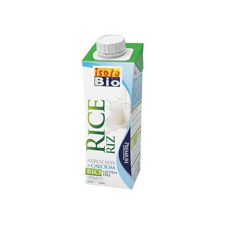 Riso con Calcio 250ml - ISOLA BIO