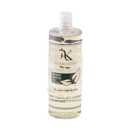 Bagno doccia Aloe e calendula - ALKEMILLA
