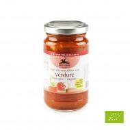 Sugo di Pomodoro con  Verdure -  ALCE NERO