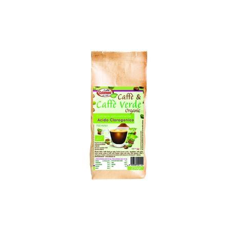 Caffè+Caffè Verde Macinato - SALOMONI