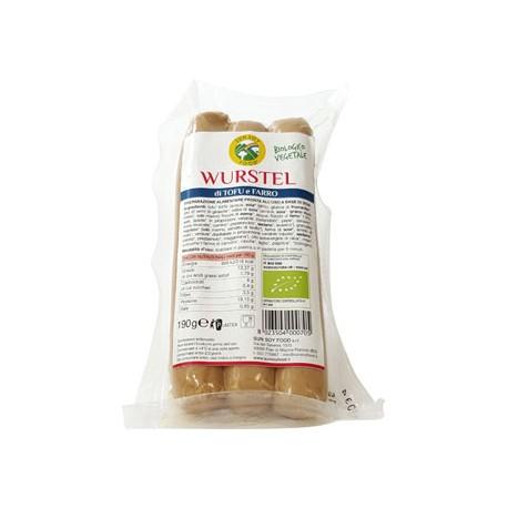 Wurstel di Tofu Farro - SUN SOY FOOD