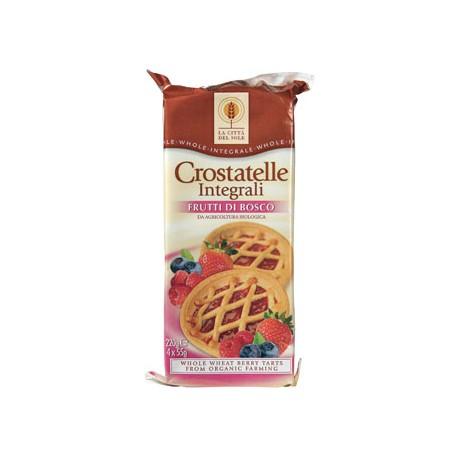 Crostatelle ai Frutti di Bosco - LA CITTA' DEL SOLE
