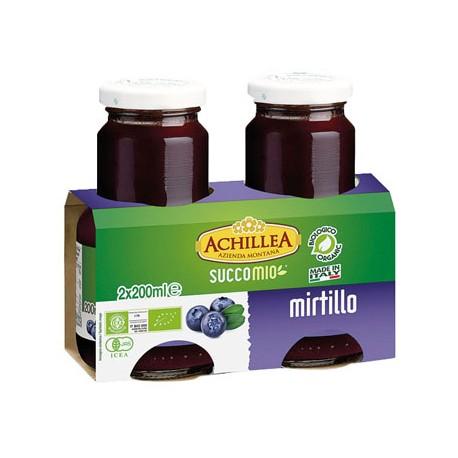 Succomio Mirtillo - ACHILLEA