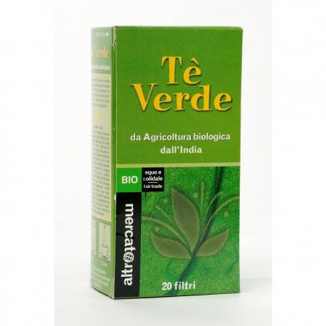 Tè Verde Deteinato - ALTROMERCATO