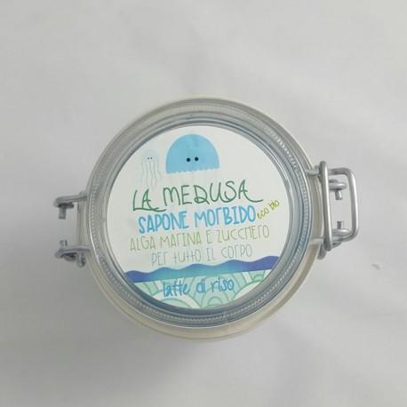 Sapone Morbido Blu Ermetico  - MEDUSA