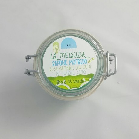 Sapone Mordibo Verde Ermetico - MEDUSA