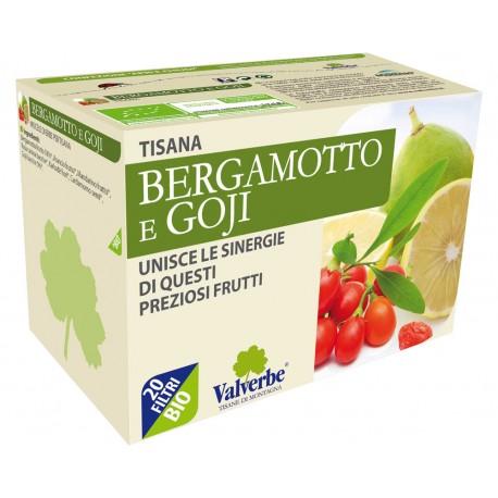 Tisana Bergamotto e Goji - VALVERBE