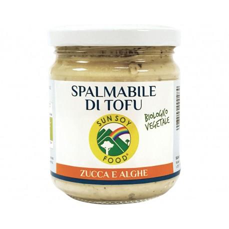 Spalmabile di Tofu con Zucca e Alghe - SUN SOY FOOD