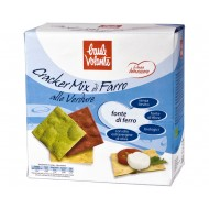 Cracker di Farro alle Verdure - BAULE VOLANTE