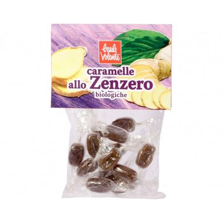 Caramelle Allo Zenzero - BAULE VOLANTE
