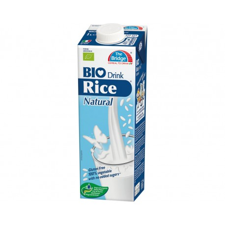 Bio Rice Drink Natural - THE BRIDGE