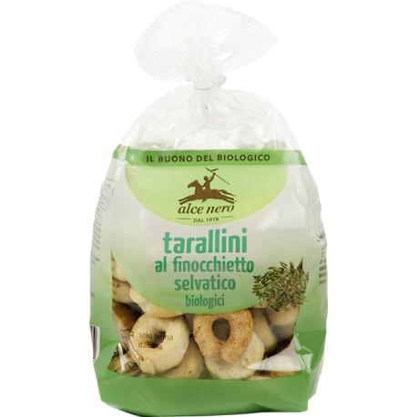 Tarallini Pugliesi al Finocchio - ALCE NERO
