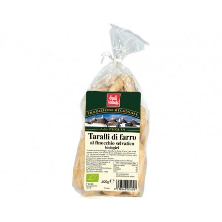 Taralli di Farro al Finocchio - BAULE VOLANTE