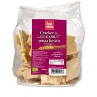 Cracker di Kamut senza Lievito - BAULE VOLANTE