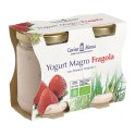 Yogurt Magro Fragola - CASCINA BIANCA