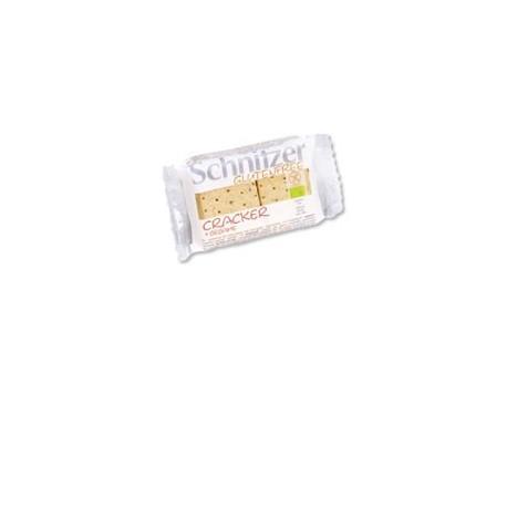 Cracker di Mais al Sesamo- SCHNITZER