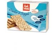 Cracker di Segale - Linea Benessere - BAULE VOLANTE