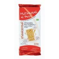 Crackers Multicereali al Farro Bio - MAXICEREAL