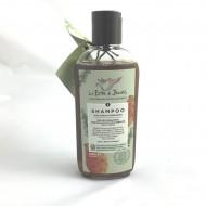 Shampoo Uso Frequente Fico d'India e Rosmarino - LE ERBE DI JANAS