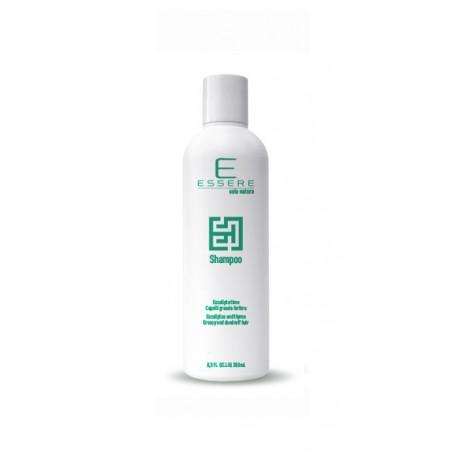 Shampoo eucalipto e timo - ESSERE