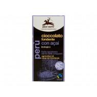 Cioccolato Fondente con Acai -  ALCE NERO