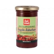 Frutta Spalmabile Fragole e Rabarbaro -  BAULE VOLANTE
