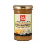 Frutta Spalmabile Arancia e Fiori di Sambuco -  BAULE VOLANTE