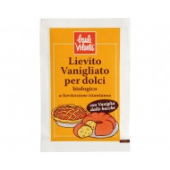 Lievito Vanigliato per Dolci - BAULE VOLANTE