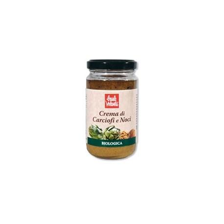 Crema di carciofi e noci -  BAULE VOLANTE