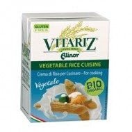 Crema di Riso Bio per Cucinare - VITARIZ
