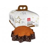 DolceStella di Farro farcita con crema al cioccolato -  BAULE VOLANTE
