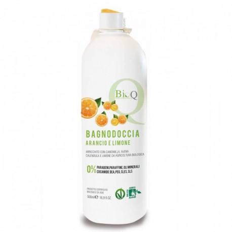Bagnodoccia Arancio e Limone - BIOQ