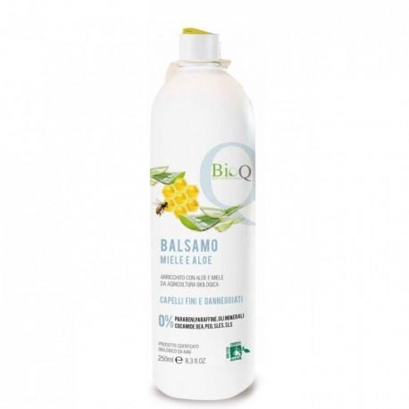 Balsamo Miele e Aloe - BIOQ