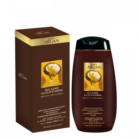 Balsamo all'Olio di Argan - QUALIKOS ARGAN