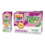 Fruity - Succo e polpa prugna - ISOLA BIO