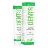 Dent 32 Dentifricio Protezione Orale Menta - BIOEARTH