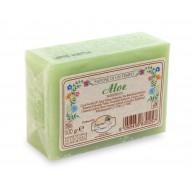 Saponetta 100 gr Aloe Bio - SAPONE DI UN TEMPO