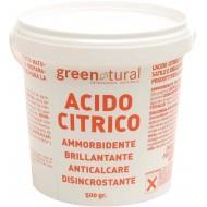 Acido Citrico 500gr - GREENATURAL
