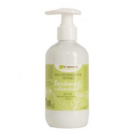 Detergente intimo bardana e calendula - LA SAPONARIA