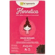 Hennetica color Mogano - LA SAPONARIA