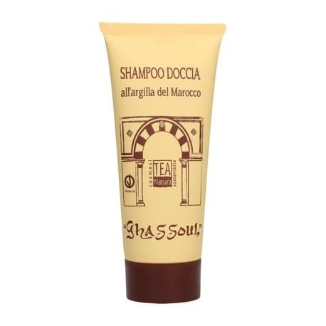 Shampoo Doccia all'Argilla Ghassoul 200 ml - TEA NATURA