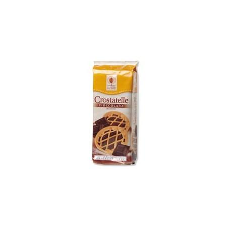 Crostatelle al Cioccolato - LA CITTA' DEL SOLE