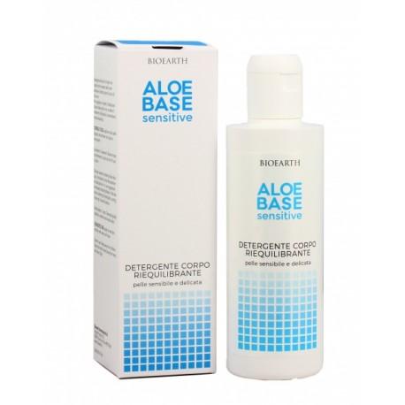 Aloe Base Sensitive Detergente Corpo Riequilibrante - BIOEARTH