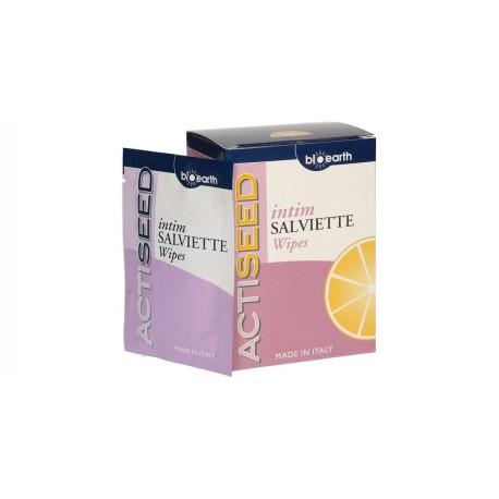 Actiseed Salviettine Intime Igenizzanti - BIOEARTH