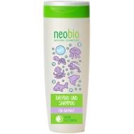 Baby Bagno e Shampoo 2 in 1 - NEOBIO