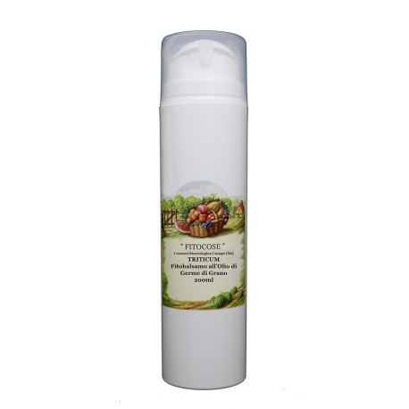 Triticum - fitobalsamo all'Olio di Germe di Grano - FITOCOSE