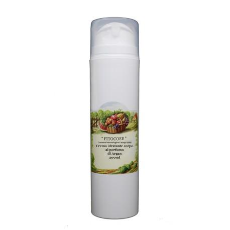 Crema idratante per il corpo all'Olio di Argan - FITOCOSE