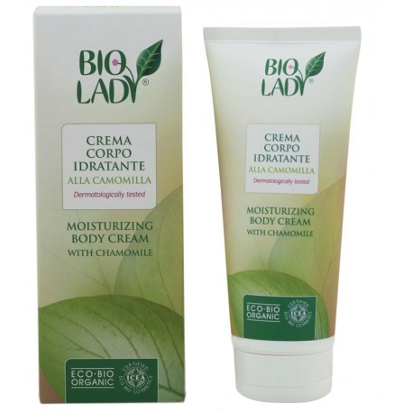 Bio Lady Crema Corpo Idratante - BIO LADY